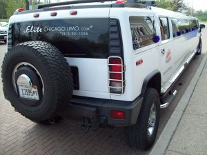 Elite Chicago Limo Weddings